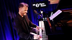 Gary Barlow performs Back for Good