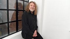 "Robert Plant: ""My team push me... and then let me have a nap!"""
