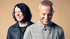 Tears For Fears live in the BBC Radio Theatre
