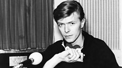 Bowie on Eno on Bowie; both talking in 1977, a proper pair of 'Heroes'