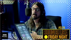 Dave Grohl, the voice of rock, takes on the voice of the BBC
