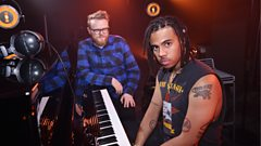 Vic Mensa - We Could Be Free - Radio 1's Piano Sessions