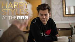 When Grimmy took Harry Styles to play bingo with some pensioners...