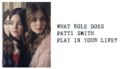 First Aid Kit on that time they made Patti Smith cry...