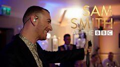 Sam Smith surprises brides at their wedding!