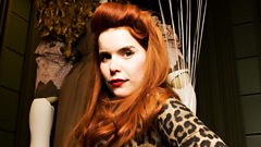"Paloma Faith: ""I've only just discovered streaming!"""
