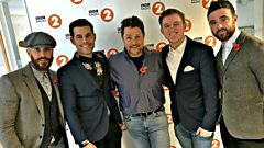 The Overtones Live Session