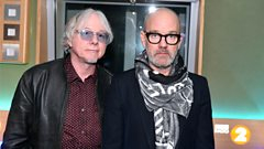 Jo tests R.E.M. on their modern day acronym knowledge...
