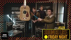 Smash time... it's Stereophonics vs the Sounds Like Friday Night piñata