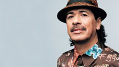 Santana talks to Elizabeth Alker about Isley Brother's collaboration