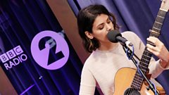 Katie Melua performs Fields of Gold