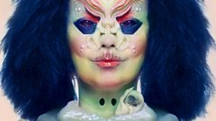Björk talks album titles, music consumption and more with Lauren Laverne