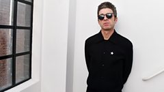 What happened on Noel Gallagher's only ever driving lesson?