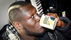 Grime legend Stormzy joins Dermot for a chat