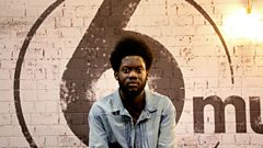 """When its about to break, it sounds the best."" Michael Kiwanuka celebrates Sly and the Family Stone"