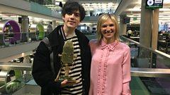 Declan McKenna: ' I Love ABBA and I was in Mamma Mia!'