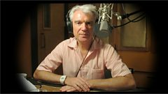 Is David Byrne the greatest man in rock?