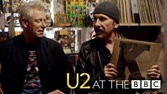U2 go record shopping in São Paulo