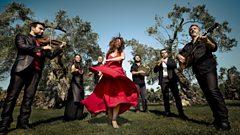 Listen to Canzoniere Grecanico Salentino in session for World on 3
