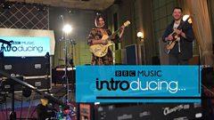Bessie Turner - White Christmas / Winter Wonderland (BBC Music Introducing session)