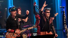 The Rezillos - (Take Me To) The Groovy Room