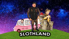 Welcome to Slothland with Charlie Sloth