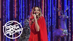 Rita Ora – Your Song (Top of the Pops Christmas 2017)
