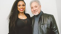 """Singers need to move around in different areas musically"" - Sir Tom Jones and Jennifer Hudson share tips on winning The Voice"