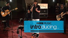 Ezu - Teri Ah (BBC Music Introducing session)