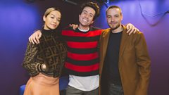 """I'd rather hang out with Cheryl, you guys can jog on!"" - Rita Ora ditches Liam Payne and Grimmy's Valentine's Day offer"