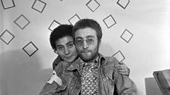 When John Met Yoko
