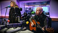 Kieran Goss and Frances Black Live With Gerry