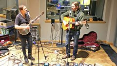 Listen to Red Tail Ring in session for World on 3