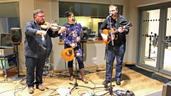 Listen to Orkney Islanders Saltfishforty perform live on World on 3