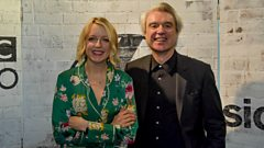 Reasons To Be Cheerful With David Byrne