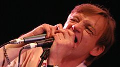 """He never took his foot off the gas"": Guy Garvey on Mark E Smith"