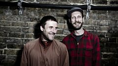 Sleaford Mods in conversation with Gemma Cairney