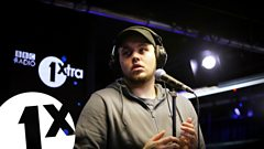 Jaykae covers Cameo's Candy in the 1Xtra Live Lounge