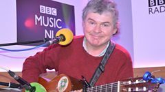 John Spillane performs All the Ways You Wander