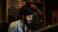 MistaJam & Protoje at Tuff Gong Studios, Jamaica!