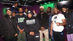 Nasty Crew - Stormin MC Tribute Set