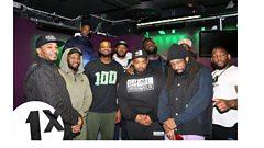 Sir Spyro & Nasty Crew Stormin MC Tribute Set
