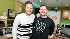 Olly Murs chats to Dermot about travelling and working on The Voice