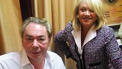 Andrew Lloyd Webber talks with Elaine Paige