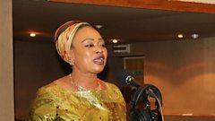 Grammy award winner Oumou Sangaré talks the meaning behind her song Minatta Waraba...