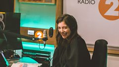 Lorde thinks Mary Berry is a 'LEGEND!'