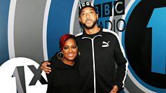 Rapsody talks Grammys with DJ Target