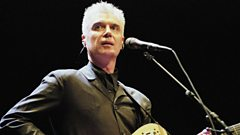 David Byrne talks to Elizabeth Alker about American Utopia