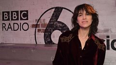 """It's so rewarding to feel people connect with the songs, even though they are so personal."" Charlotte Gainsbourg on Rest"