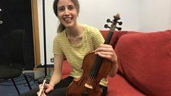 Vilde Frang on Britten's Violin Concerto